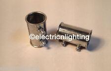 "EMT COUPLINGS set screw 1"" - Pack of  10 electrical fittings"