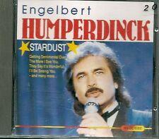 CD ALBUM 12 TITRES--ENGELBERT HUMPERDINCK--STARDUST