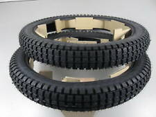 46M Kenda K760 Trakmaster II Front Tire 70//100x17 Tube Type for Honda CT110 Trail 1980-1986