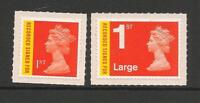 Great Britain 2013 Recorded Delivery Set of 2 MNH