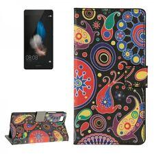 Modello Di Copertina 8 per Huawei Ascend P8 Lite Custodia a libro Wallet7