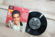 Ep Elvis Presley 6 titres. jailhouse rock ( RCX7193) reissue 1981