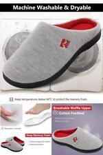 Women's Memory Foam Soft Nonslip House Slippers Indoor/Outdoor RockDove  9-10