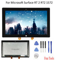 For Microsoft Surface RT 2 RT2 1572 LCD Display Touch Screen Digitizer Glass AAA