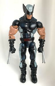 "Marvel Legends X-Force Wolverine Action Figure 2012 Hit Monkey Series 6"" Hasbro"
