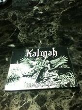 kalmah seventh swamphony digipac cd 2013 spinefarm factory sealed power metal