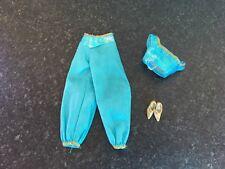 Tamaño Barbie Disney Jazmín Aladdin Traje Con Zapatos