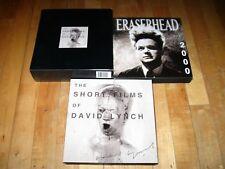 Eraserhead/The Short Films of David Lynch DVD 2-Disc Limited Edition box set