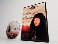 DVD IL PRANZO DI BABETTE Stéphane Audran Gabriel Axel (1987) 1^ STAMPA MGM