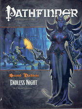 Pathfinder Volume #16 Second Darkness: Endless Night 3.5 Paizo RPG 2008