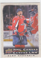 20/21 TIM HORTONS..ALEX OVECHKIN..CANVAS..# C-7..CAPITALS..FREE COMBINED SHIP