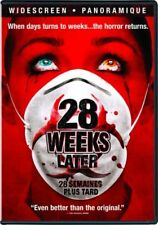 28 WEEKS LATER WIDESCREEN DVD Movie Brand New & Sealed-Fast Shipping!-HMVDVD1017