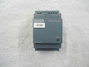Siemens LOGO!Power 3A Power Supply       6EP1311-1SH03