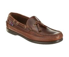 Sebago Ketch Men's Shoe REGULAR FIT 70003J0/925 Brown Oiled Waxy NEW