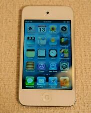 Ipod Touch 4th Generation 32gb White A1367 MD058LL/A  500+ Songs
