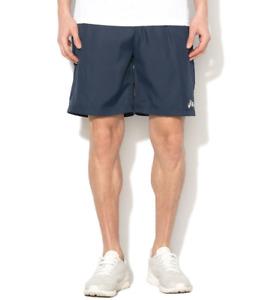 Asics Shorts Men's Bermuda Novak Fitness & Training Shorts - Navy - New
