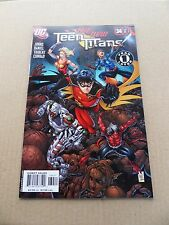Teen Titans  34 . DC . 2006 - VF