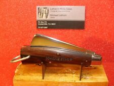 SCHRADE WALDEN NY USA --1950-76--K-TING ROPE KNIFE WONDA EDGE BLADE WOOD HANDLES
