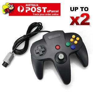 Classic Game Controller Gamepad Joystick for Nintendo 64 N64 System AU STOCK