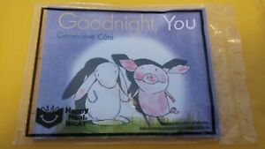 McDonald's 2019 Book Goodnight, You by Genevieve Cote Happy Meal Reader