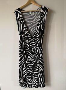 Kleid - Joseph Ribkoff - Größe 38 - 100% Viskose, gepflegter Zustand