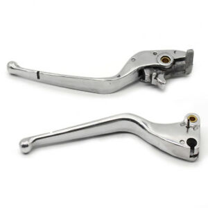 SILVER Brake Clutch Levers For VICTORY VEGAS/8 BALL/ZNESS BOARDWALK