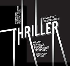 Jerry Goldsmith: Thriller - City Of Prague Orchestra (NEW CD)