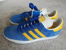 Adidas Originals Gazelle 2 blue yellow brand new tagged 2006