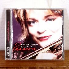 Angele Dubeau & La Pieta Violin Solo Passion CD Album 2004 Analekta CANADA