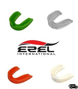 Mouth Guard Gum Shield Boil Bite Rugby Boxing Baseball Hockey karate All Sports
