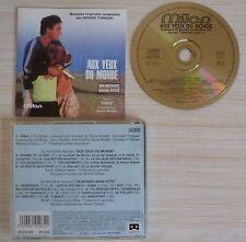 CD BOF MUSIQUE DE FILM AUX YEUX DU MONDE UN MONDE SANS PITIE GERARD TORIKIAN