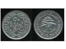 LIBAN   50   piastres 1978