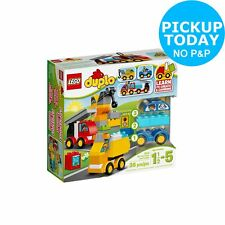 Lego 10816 Duplo My First Cars and Trucks Multi-coloured