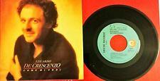 """Eduardo De Crescenzo Come mi Vuoi Lp Vinyl 45 Giri 7"""""""