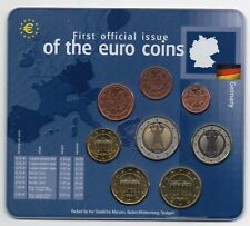 Uncirculated set - 2002 F - Duitsland / Germany