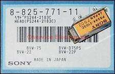 Original Sony Repair Part 8-825-771-11 A/C Head PS244-2103 BVW-75 Recorders NEW