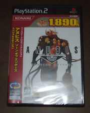 Anubis Zone of the Enders Special Edition  (Sony PlayStation 2, 2004)