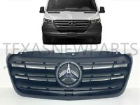 New Fits Front Bumper Lower Grille 10-13 Mercedes Benz Sprinter 2500 3500 108004
