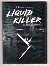 Liquid Killer by Morgan Strebler and SansMinds - New Magic DVD