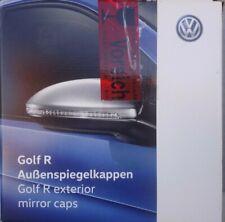 Volkswagen Spiegelblenden in silber VW Touareg 7L 2003-2007 7L0072530K666