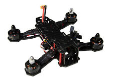 arkai Fezzer 180er Quadcopter PNP - ALLES INSTALLIERT QAV210 Carbon