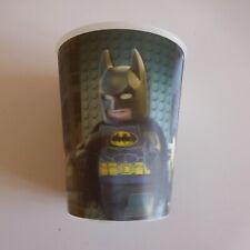Verre gobelet BATMAN DC COMICS LEGO WARNER BROS 2014 MCDONALD'S USA N4974
