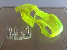 TYCO PORSCHE 908 long nose NEON BLASTER BODY SPECIAL SAMPLE PARTS?