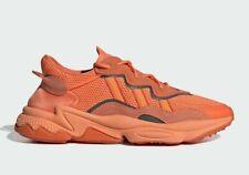 NWT New adidas Ozweego Bold Orange Suede Shoe Ee6465 Running Shoes Mens SZ 9