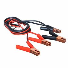 Ultra Performance 10 Gauge 12' Jumper Cable Emergency Car Booster Cables
