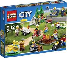 LEGO City 60134 Stadtbewohner 14 Figuren Minifigur + Zubehör Set Neu & OVP