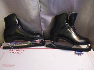 Vintage Mens Ice Skates Size 9 1/2 Riedel Royal