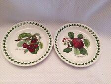 "Vntg PORTMEIRION Pomona CHERRY & APPLE Susan Williams Ellis 7 1/4"" bread butter"
