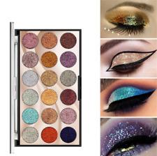 Women Shimmer Glitter Eye Shadow Palette Powder Matte Eyeshadow Cosmetic Makeup