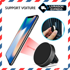 Support Téléphone Voiture Magnétique Aimant Pour IPHONE X SAMSUNG HUAWEI SONY..